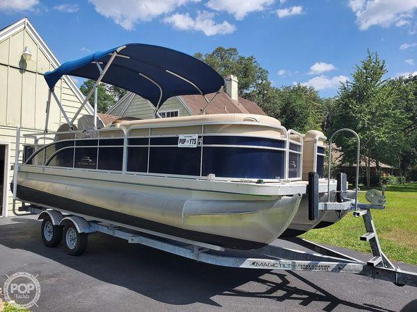 Used Bennington 22 SSX Tritoon Salt Water Series Pontoon Boat For Sale