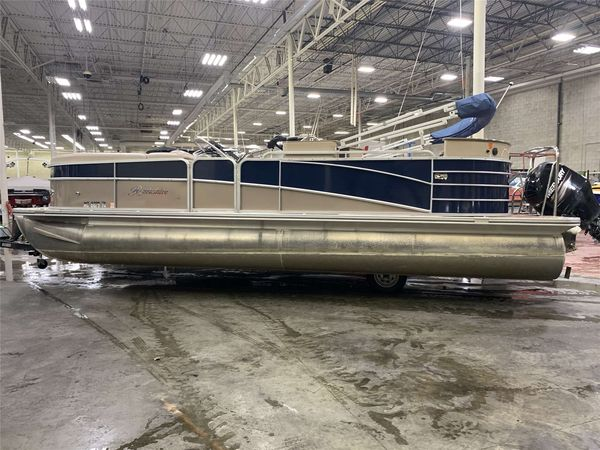 Used Berkshire 250E Pontoon Boat For Sale