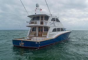 Used Custom Sea Force IX Enclosed Bridge Motor Yacht For Sale