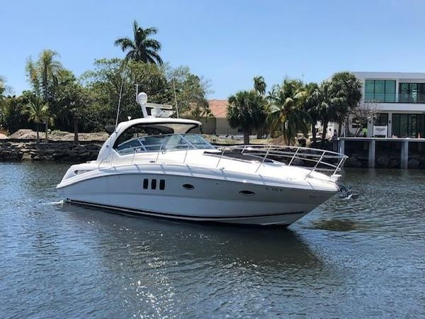 Used Sea Ray 38 Cruiser Boat For Sale
