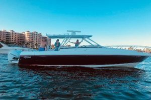 Used Intrepid 37 Center Console Fishing Boat For Sale