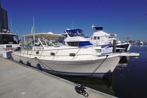 Used Mainship 34 Pilot Factory Hardtop Downeast Fishing Boat For Sale