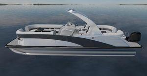 New Bennington 25 RXFBA Pontoon Boat For Sale