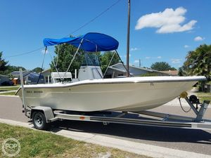 Used Sea Born NX19 Center Console Fishing Boat For Sale