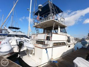 Used Roughwater DCMY Aft Cabin Boat For Sale