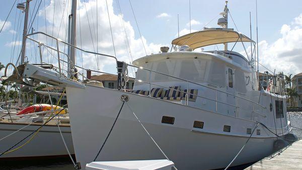 Used Kadey-Krogen 44AE Trawler Boat For Sale