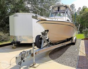 Used Grady-White 270 Islander Walkaround Fishing Boat For Sale