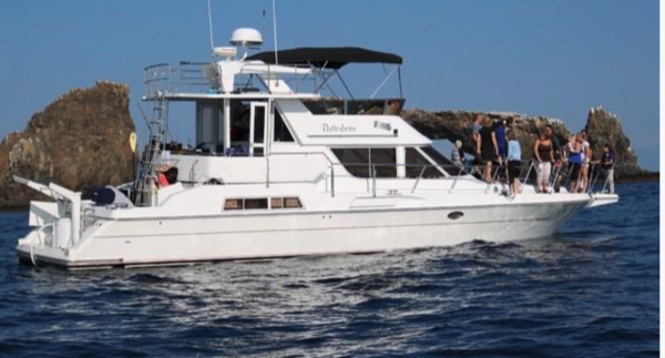 Used President Aft Cabin Boat For Sale