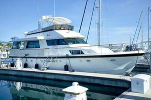 Used Hatteras 54 Motor Yacht Trawler Boat For Sale