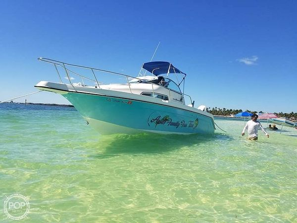 Used Wellcraft Sport 264 Coastal Walkaround Fishing Boat For Sale