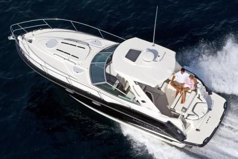 Used Monterey 335 Sport Yacht Cruiser Boat For Sale