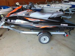 Used Yamaha Waverunner VX Deluxe Personal Watercraft Boat For Sale