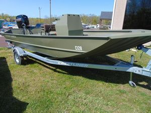 New Crestliner 1870 Retriever FCC Center Console Fishing Boat For Sale