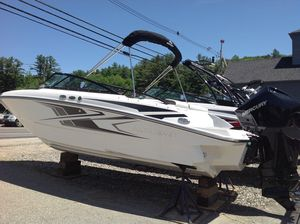 New Monterey M205 Ski and Fish Boat For Sale