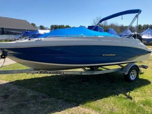 New Stingray 192SC Ski and Fish Boat For Sale