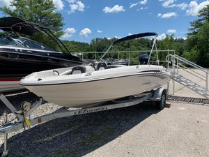 New Stingray 182SC Ski and Fish Boat For Sale