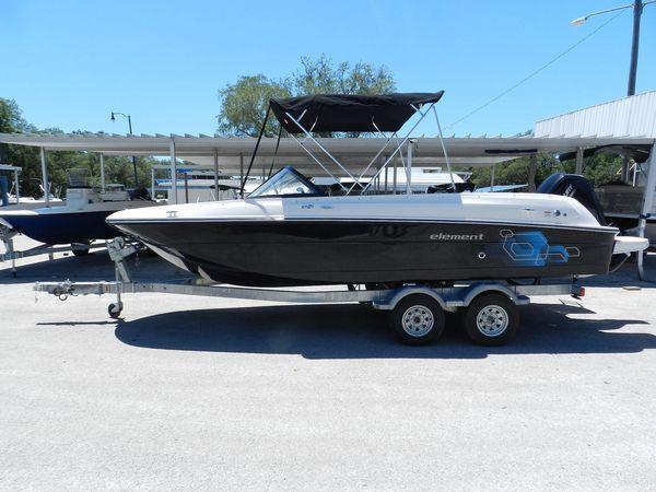 New Bayliner Element 21 Deck Boat For Sale