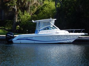 Used Pro-Line 23 Walkaround Fishing Boat For Sale