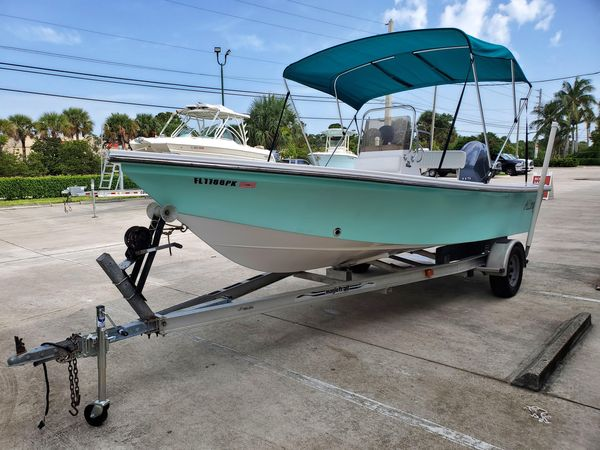Used Stumpnocker Biscayne 20 Center Console Fishing Boat For Sale
