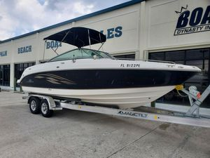 Used Chaparral 256 SSi Runabout Boat For Sale
