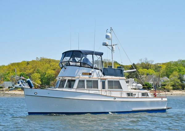 Used Grand Banks Classic Trawler Boat For Sale