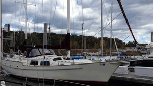 Used Irwin Yachts 46 World Cruiser Ketch Sailboat For Sale