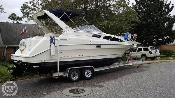 Used Bayliner 2855 Cierra Sunbridge Express Cruiser Boat For Sale
