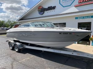 Used Monterey 224FS Bowrider Boat For Sale