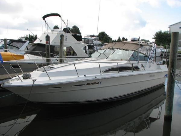 Used Sea Ray Dual Console Boat For Sale