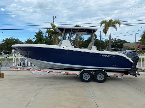New Century Center Consoles 2901 CC Center Console Fishing Boat For Sale