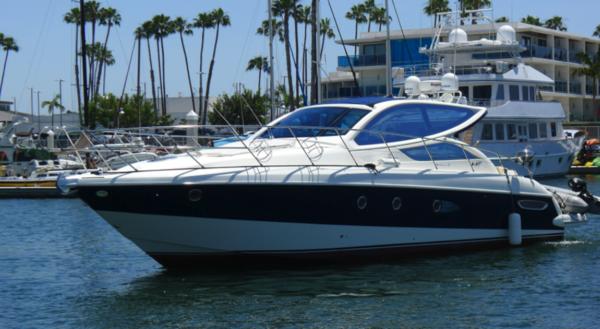 Used Cranchi Mediterranee 43HT Cruiser Boat For Sale