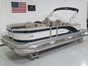 New Barletta L 23QC Pontoon Boat For Sale