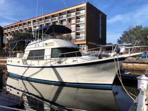 Used Hatteras 42 LRC Mark II Trawler Boat For Sale