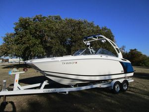 Used Cobalt 24 SD Bowrider Boat For Sale