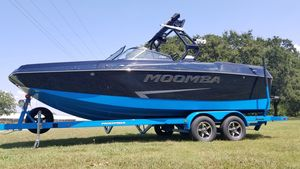 New Moomba Max Moomba Ski and Wakeboard Boat For Sale