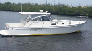 Used Legacy Sport Fisherman Express Sports Fishing Boat For Sale