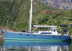 Used Waterline 46 Cruiser Sailboat For Sale
