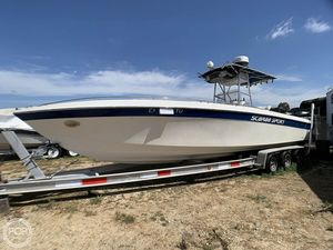 Used Scarab Sport 30 Center Console Fishing Boat For Sale