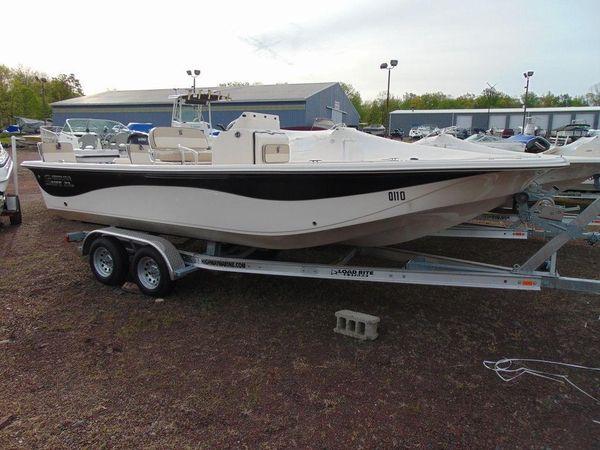 New Carolina Skiff 23 LS Center Console Fishing Boat For Sale