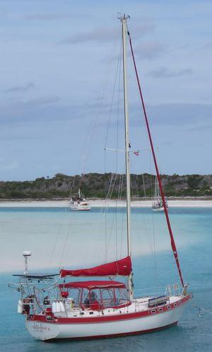 Used Morgan 41 'classic' Cruiser Sailboat For Sale