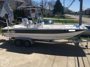 Used Prokat 2150 BayKat Power Catamaran Boat For Sale