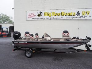 Used Tracker 165 Bass Freshwater Fishing Boat For Sale