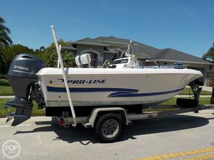 Used Pro-Line 17 Sport Center Console Fishing Boat For Sale