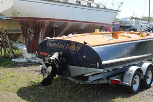 Used Cherubini T Series Diesel Antique and Classic Boat For Sale