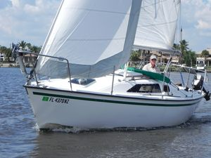 Used Precision 23 Racer Sailboat For Sale