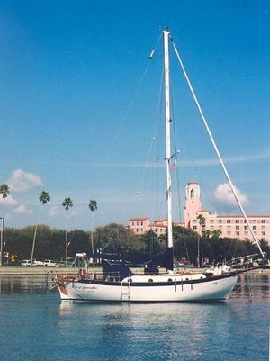 Used Westsail 32 Sloop Sailboat For Sale
