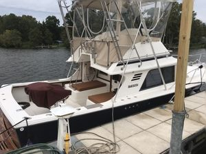 Used Blackfin 29 Flybridge Sportfish Cruser Sports Fishing Boat For Sale
