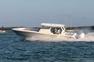 New Streamline 45 Center Console Fishing Boat For Sale