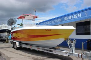 Used Baja 280 Sport Fisherman Center Console Fishing Boat For Sale