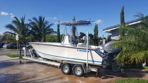 Used Contender 21 Open Center Console Fishing Boat For Sale